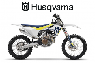Husqvarna Number Plate Graphics