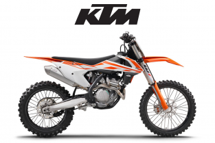KTM Semi-Custom Graphics