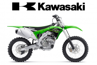 Kawasaki Number Plate Graphics