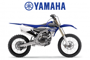 Yamaha Number Plate Graphics